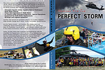 Heading for the Perfect Storm DVD cover